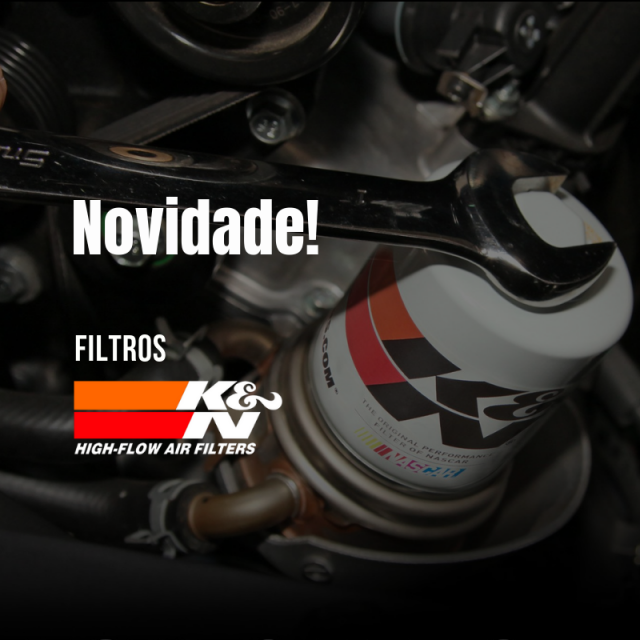K & N Oil Filter - Filtros de �leo automotivo
